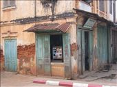 A typical Laos street corner that reminds you that things are a little different here.: by machel, Views[348]