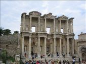 Roman ruins of the Ephesus library.: by machel, Views[438]