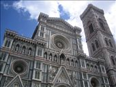 The Duomo in Florence which looks like its hanging over you its so tall.: by machel, Views[301]