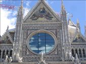 The Duomo in Siena, they never finished it because the plaque wiped out thier workforce.: by machel, Views[367]