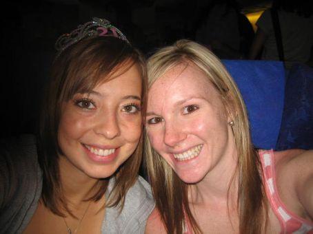 Birthday tiara on the plane