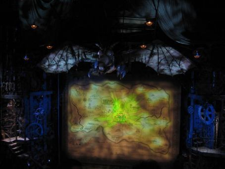 The Wicked stage