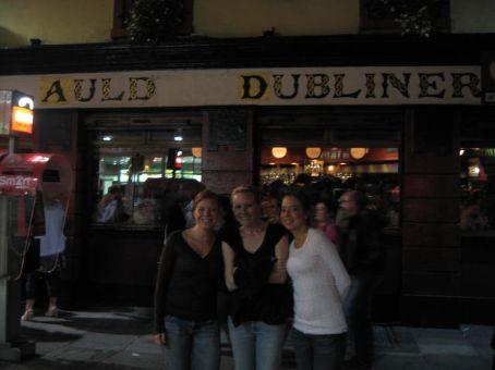 Auld Dubliner...not the one on University