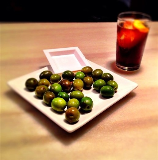 Campo Real Olives - doesn't get more