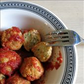 Pallotte cac'e ove - meatless bread, egg & cheese balls from Abruzzo: by majellahomecooking, Views[413]