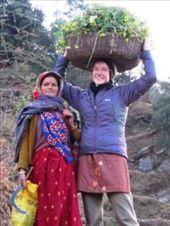 Helping Laxmi: by mandl, Views[176]