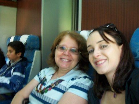 Dia 11-02 - Viagem de trem a Rancagua