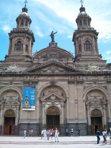 Mini-ni e a mesma catedral