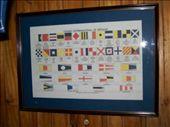 Se algum dia eu e meu veleiro esportivo nos perdermos no mar... Já sei que bandeiras procurar. Rs: by mandybr, Views[202]