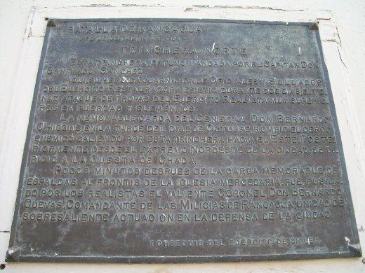Descrição da batalha que foi travada na igreja de Nossa Senhora das Mercês.