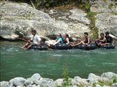 ozzie friends rafting down river: by manjinder_nagra, Views[185]