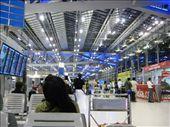Bangkok's new airport: by manocchio, Views[192]