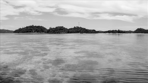 Horizonte. Puerto Barton