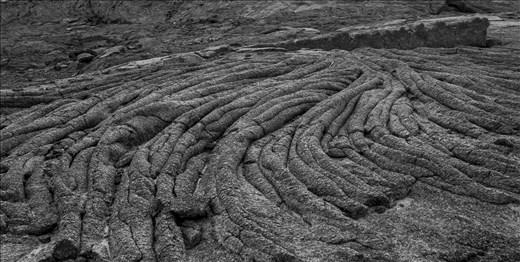 El inestable suelo de Erta Ale. Danakil