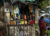 Puesto callejero de camino a Sundarbans. West Bengal.: by manuel, Views[55]