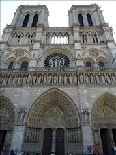 The gothic Notre Dame: by marciekiwi, Views[26]