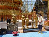 Kipp at a Wat in Chiang Mai: by margitpirsch, Views[509]