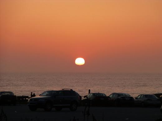 Half sun bay