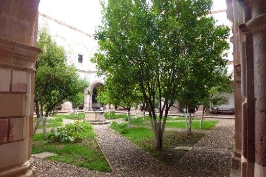 Zacatecas Museum Rafael Coronel