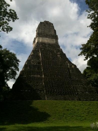 Tikal-the amazing Mayan Ruins