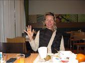 breakfast in the hotel Ibis, Bochum: by margitpirsch, Views[388]
