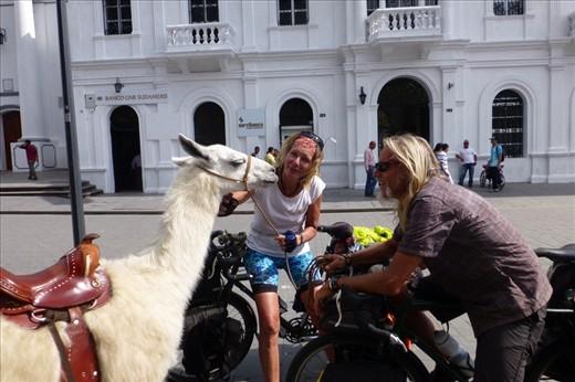 Como se Llama - here in Popayan
