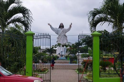 Jesus Christ in Muisne