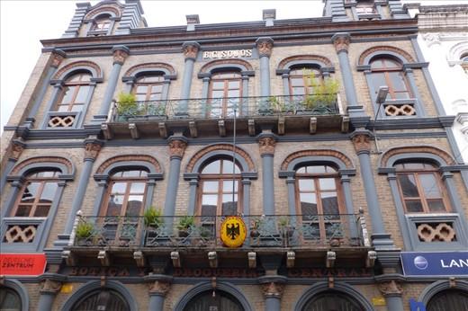 German consulate in Cuenca