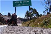The pass and then down to Cajamarca.: by margitpirsch, Views[108]