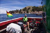 On a ferry towards La Paz.: by margitpirsch, Views[406]