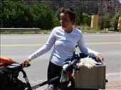found a couple riding with a pooch...: by margitpirsch, Views[131]