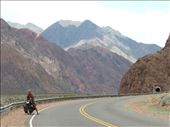 looks tough, but the roads are good!: by margitpirsch, Views[154]