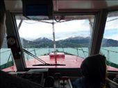 Ferry ride across Lago San Martin/ O'Higgins: by margitpirsch, Views[114]