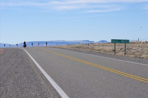 Across the continent to Rio Gallegos