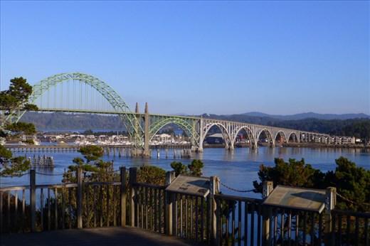 The bridge to Astoria.
