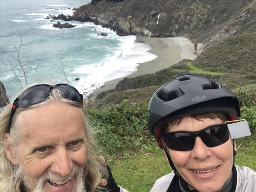 Continuing on - Big Sur Coast.