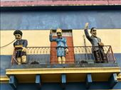 Kitschy Evita reminders...: by margitpirsch, Views[52]