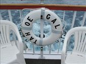 Enjoyable, but cool boat trip from Tahoe City (small village) to Emerald Bay return.: by margotforrest, Views[112]