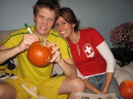 You're going down pumpkin!!