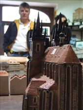 The attack of the miniature houses lasted for over an hour!: by maria_brett, Views[247]