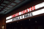 Australia v Brazil live @ Enmore Theatre, Sydney (2am): by maria_brett, Views[465]