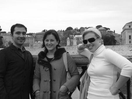 Brian, Maria and Sarah