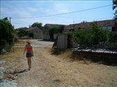 Walking through Policnik to visit some of Maria's relatives: by maria_brett, Views[1174]