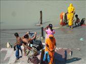 The Ganga at Rishikesh: by marianne-india, Views[140]