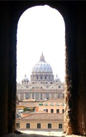 Room with a view, Rome-Italy: by maricuyita, Views[129]