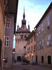 Medieval town of Sighisoara in Romania, birthplace of the real Dracula: by maricuyita, Views[183]