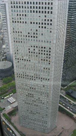 Sumitomo Building, Shinjuku