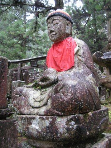 Statue, Koyasan