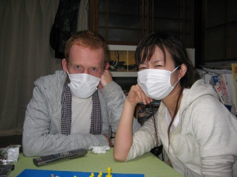 Pete & Kumi fight their allergies