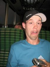 Pete does some gurning on the ER bus: by markr_mcmahon, Views[187]